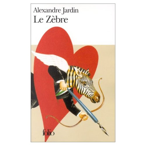 Le z bre de alexandre jardin at green bubble for Alexandre jardin les 3 zebres